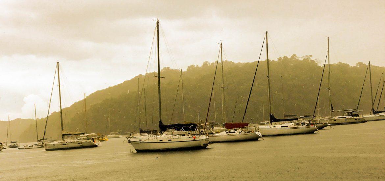 sailboat hunting