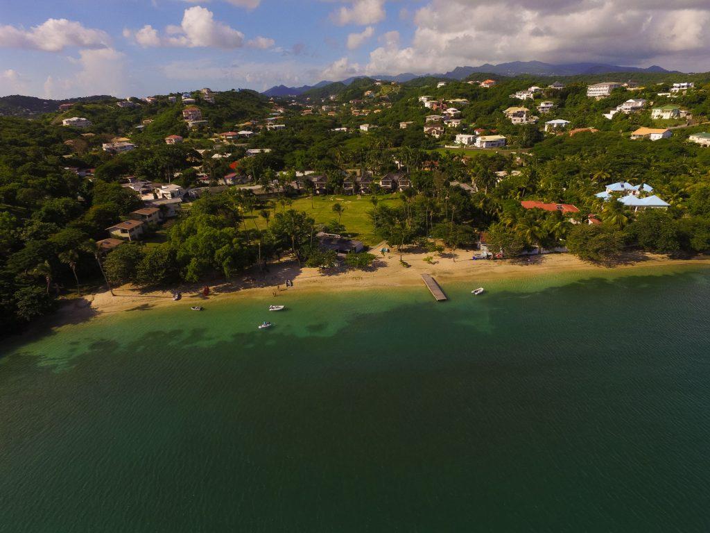 Grenada prickly bay