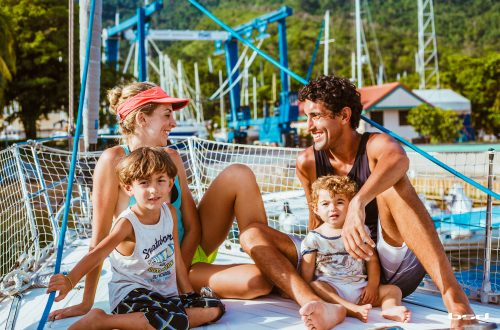 becoming a digital nomad family